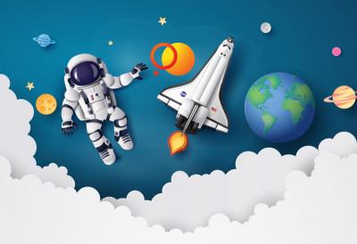 Скидка в день космонавтики